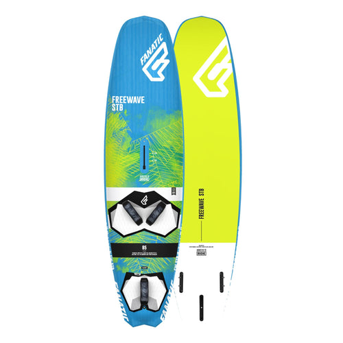 2018 Fanatic Freewave STB - Used