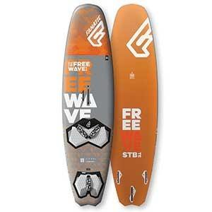 2017 Fanatic Freewave STB TE