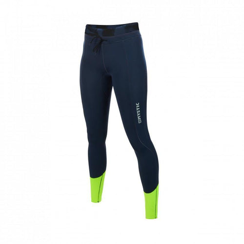 2019 Mystic Diva Pants Neoprene Women Navy/Lime
