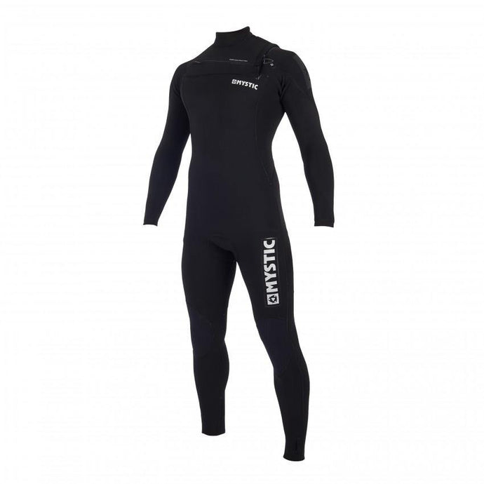 2019 Mystic Majestic Fullsuit 4/3mm Fzip Black