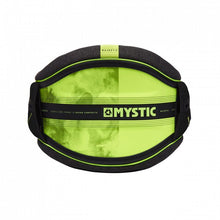 2019 Mystic Majestic Waist Harness Black/Lime