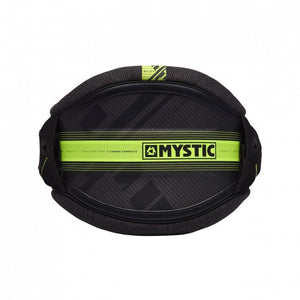 2019 Mystic Majestic X Waist Harness Black/Lime