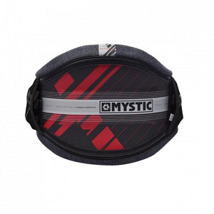 2019 Mystic Majestic X Waist Harness Navy/Red