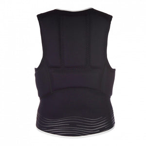 Mystic Star Impact Vest Front Zip Women Black