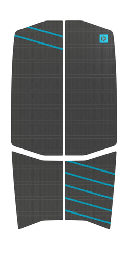 2021 Duotone Traction Pad - Front - Grey - OceanAir Sports