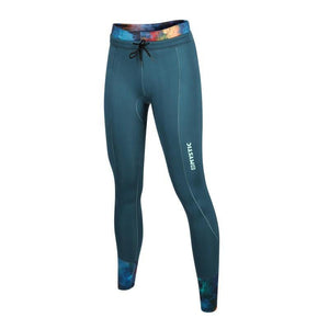 Mystic Diva Neo Pants 2/2mm Bzip Women - Teal