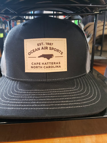 OAS Leather 112 Hat