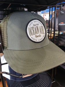 OAS Patch Circle Hat