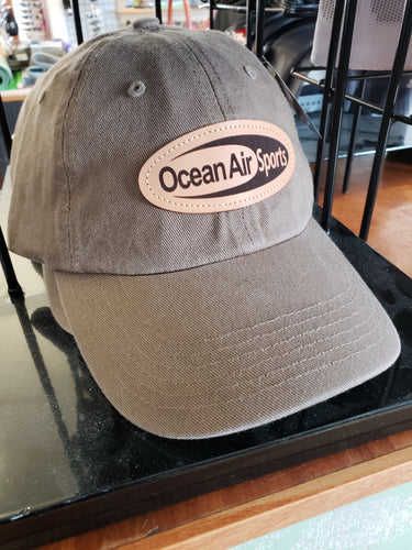 OAS Oval Leather R55 Hat