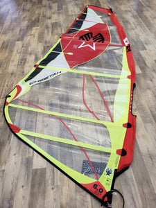 Used Windsurf Sails – OceanAir Sports