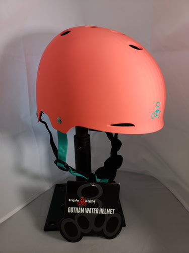 Triple Eight Gotham Helmet Tangerine