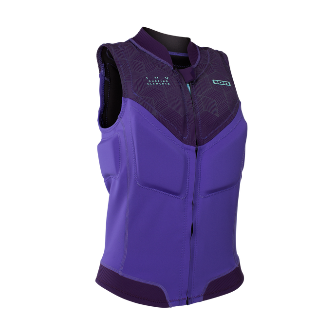 2019 Ion Ivy Vest Women FZ - Purple