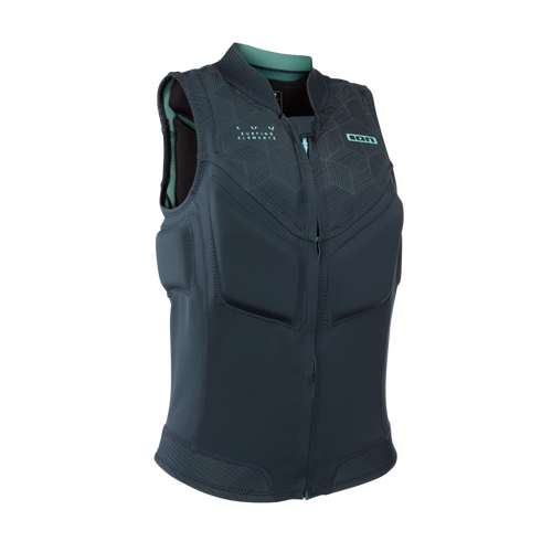 616f9079e93e4 2019 Ion Ivy Vest Women FZ - Dark Blue