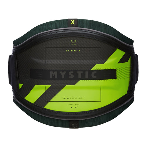 Mystic Majestic X Waist Harness Dark Leaf