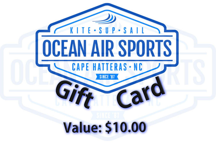 Ocean Air Gift Card - OceanAir Sports