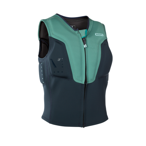 2019 Ion Vector Vest Amp - Sea Green/Dark Blue