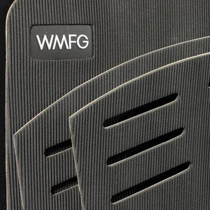 WMFG Front foot grooved traction 3.0 (black)