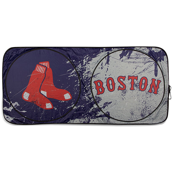 Boston Red Sox Sun Shade