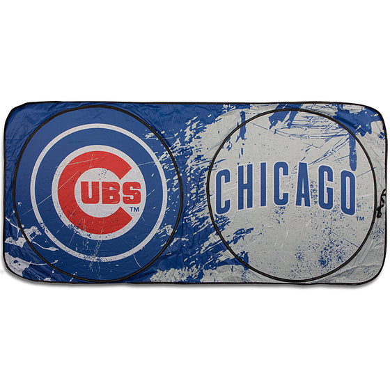 Chicago Cubs Sun Shade