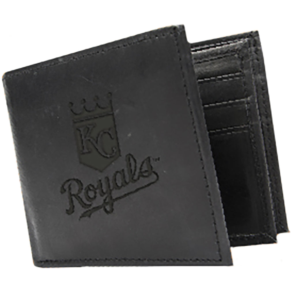 Kansas City Royals Leather Wallet
