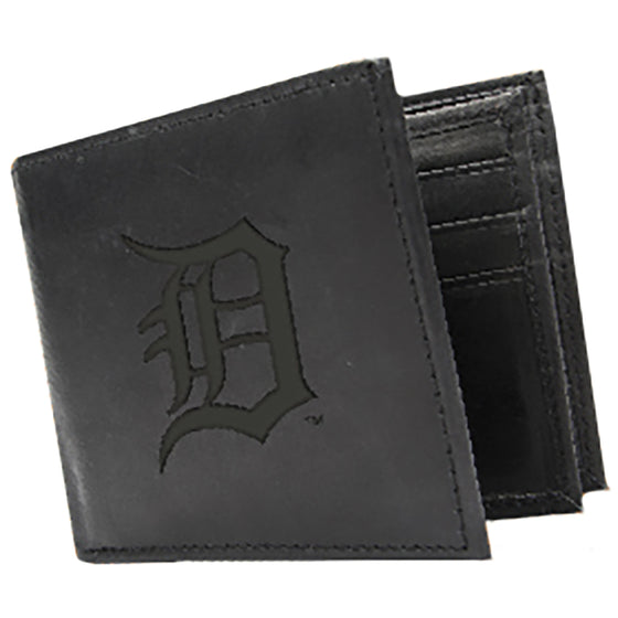 Detroit Tigers Leather Wallet