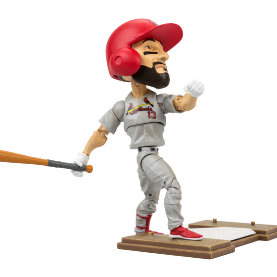 St Louis Cardinals Matt Carpenter Figure