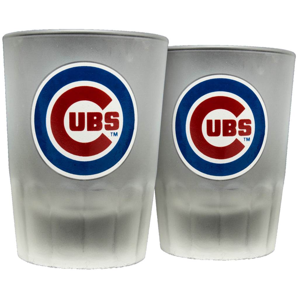 Chicago Cubs Shot Glasses