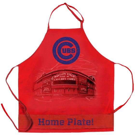 Chicago Cubs Stadium Apron
