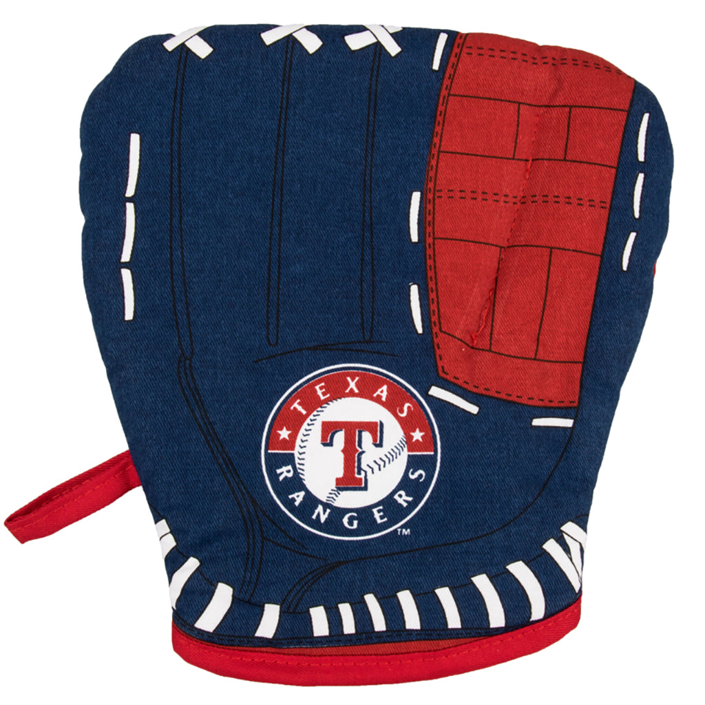 Texas Rangers Barbeque Mitt