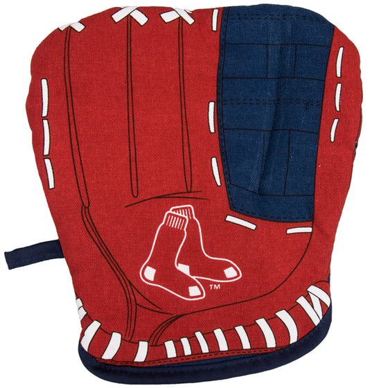 Boston Red Sox Barbeque Mitt