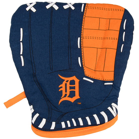 Detroit Tigers Barbeque Mitt