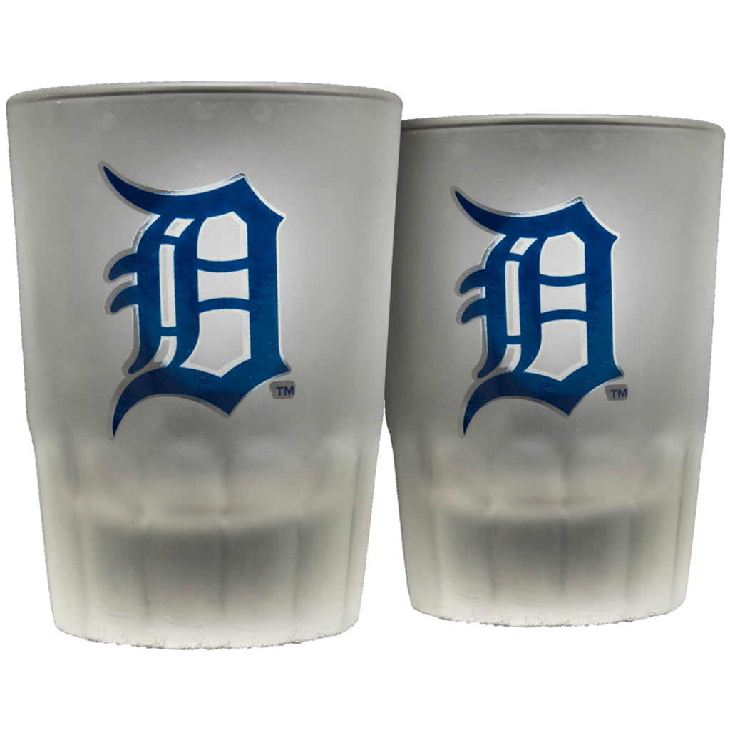 Detroit Tigers Shot Glasses