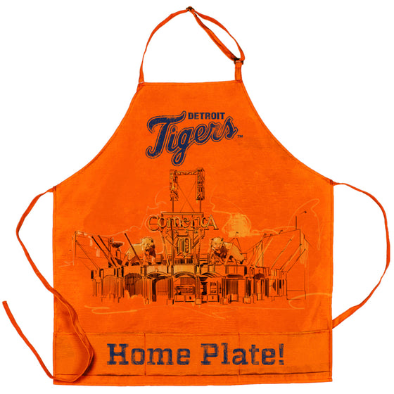 Detroit Tigers Stadium Apron