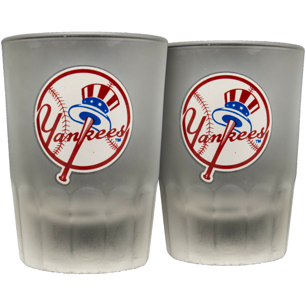 New York Yankees Shot Glasses