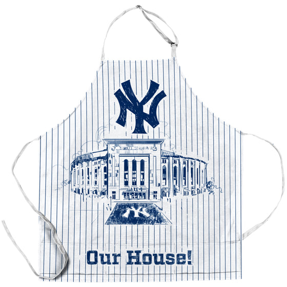 New York Yankees Stadium Apron