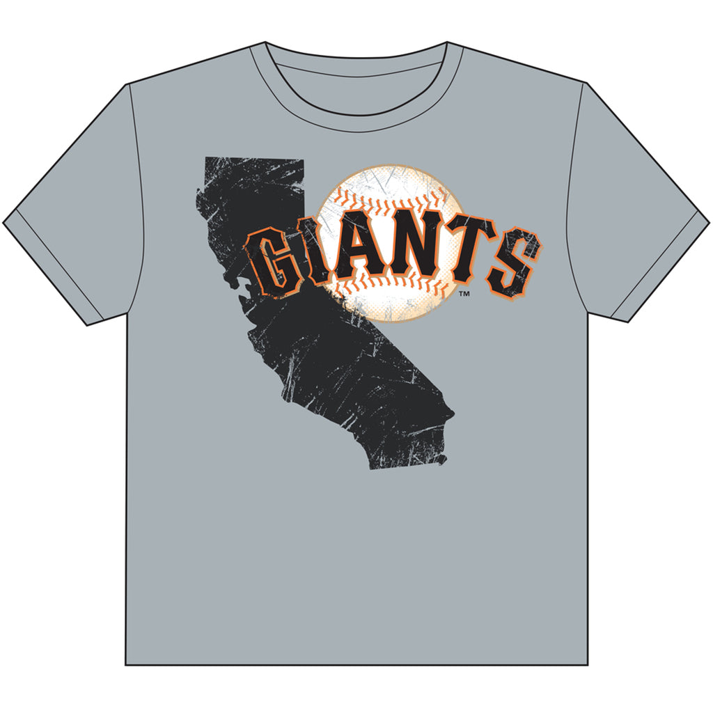 San Francisco Giants Hit the Road T-Shirt