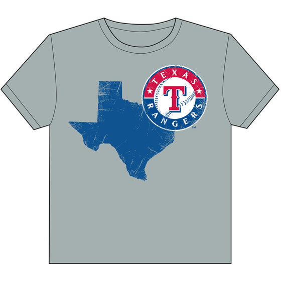 Texas Rangers Hit the Road T-Shirt