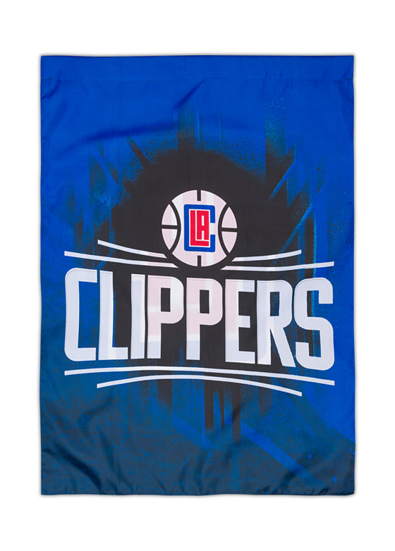L.A. Clippers Team Banner