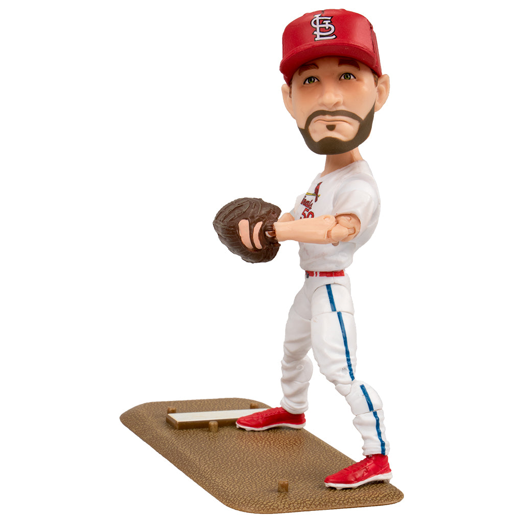 St Louis Cardinals Adam Wainwright Figure