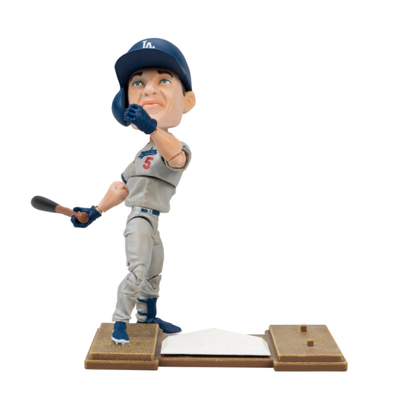 Los Angeles Dodgers Corey Seager Figure