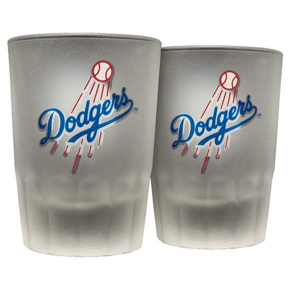 Los Angeles Dodgers Shot Glasses