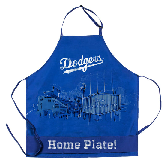 Los Angeles Dodgers Stadium Apron