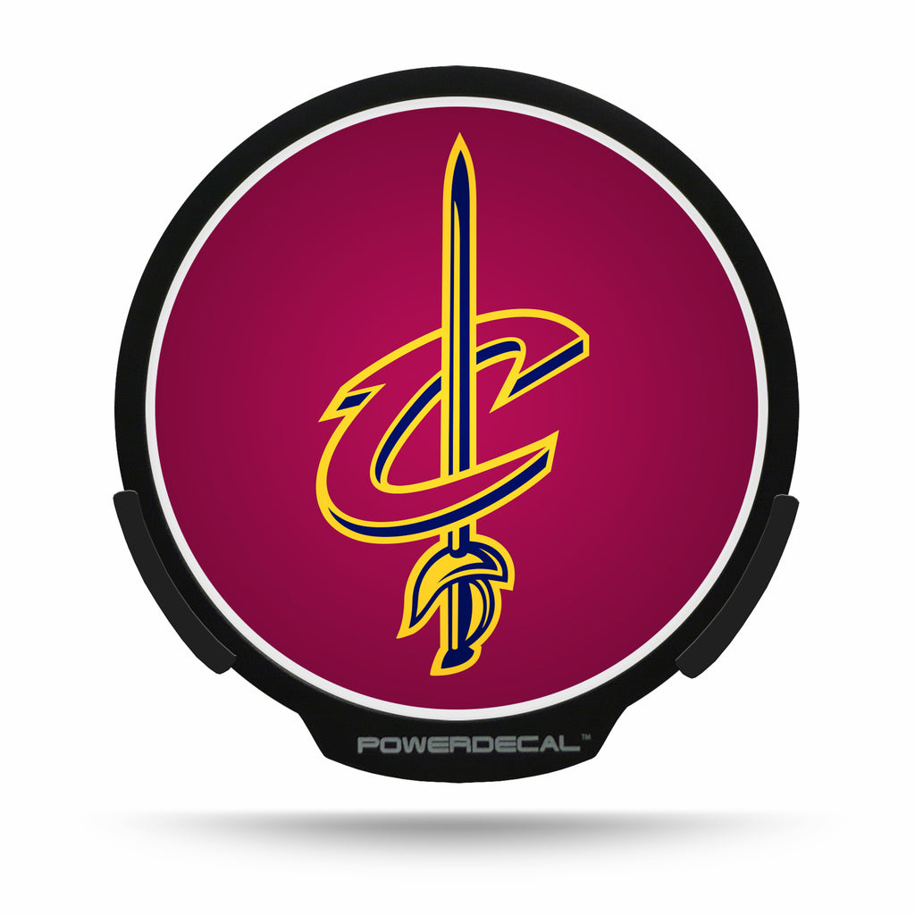Cleveland Cavaliers Power Decal