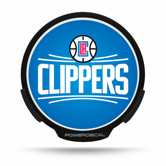 L.A. Clippers Power Decal