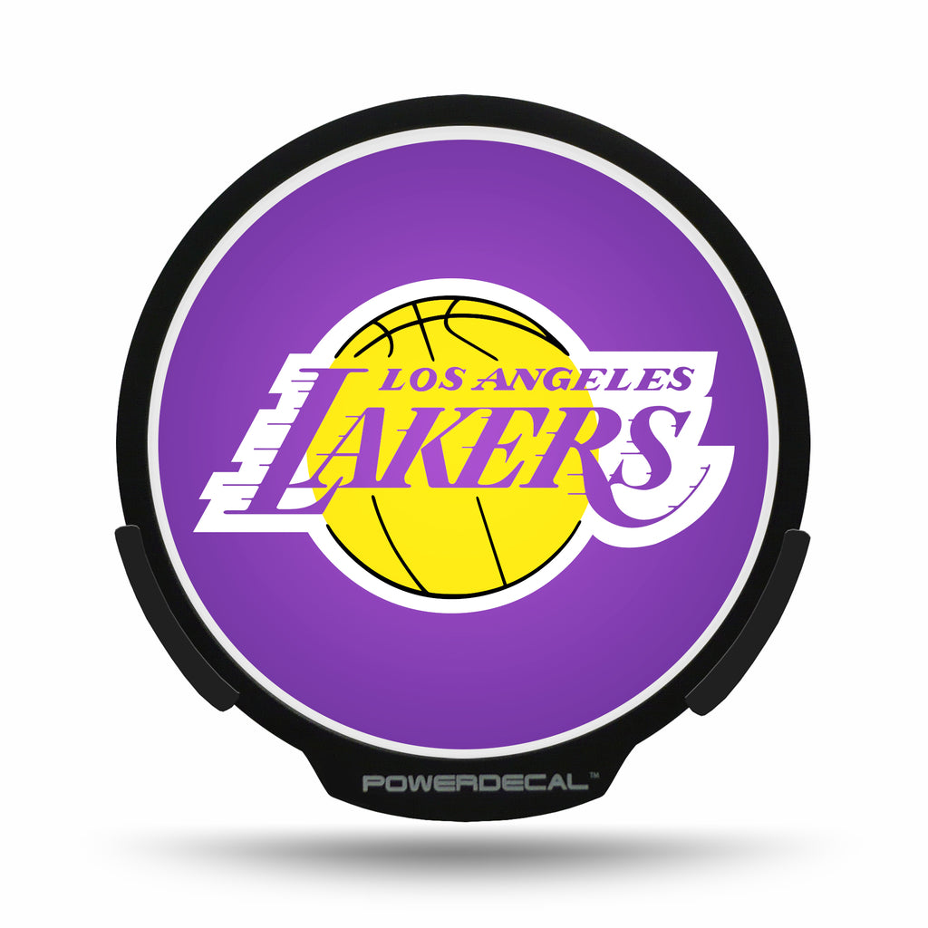 L.A. Lakers Power Decal