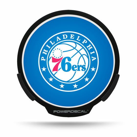 Philadelphia 76ers Power Decal