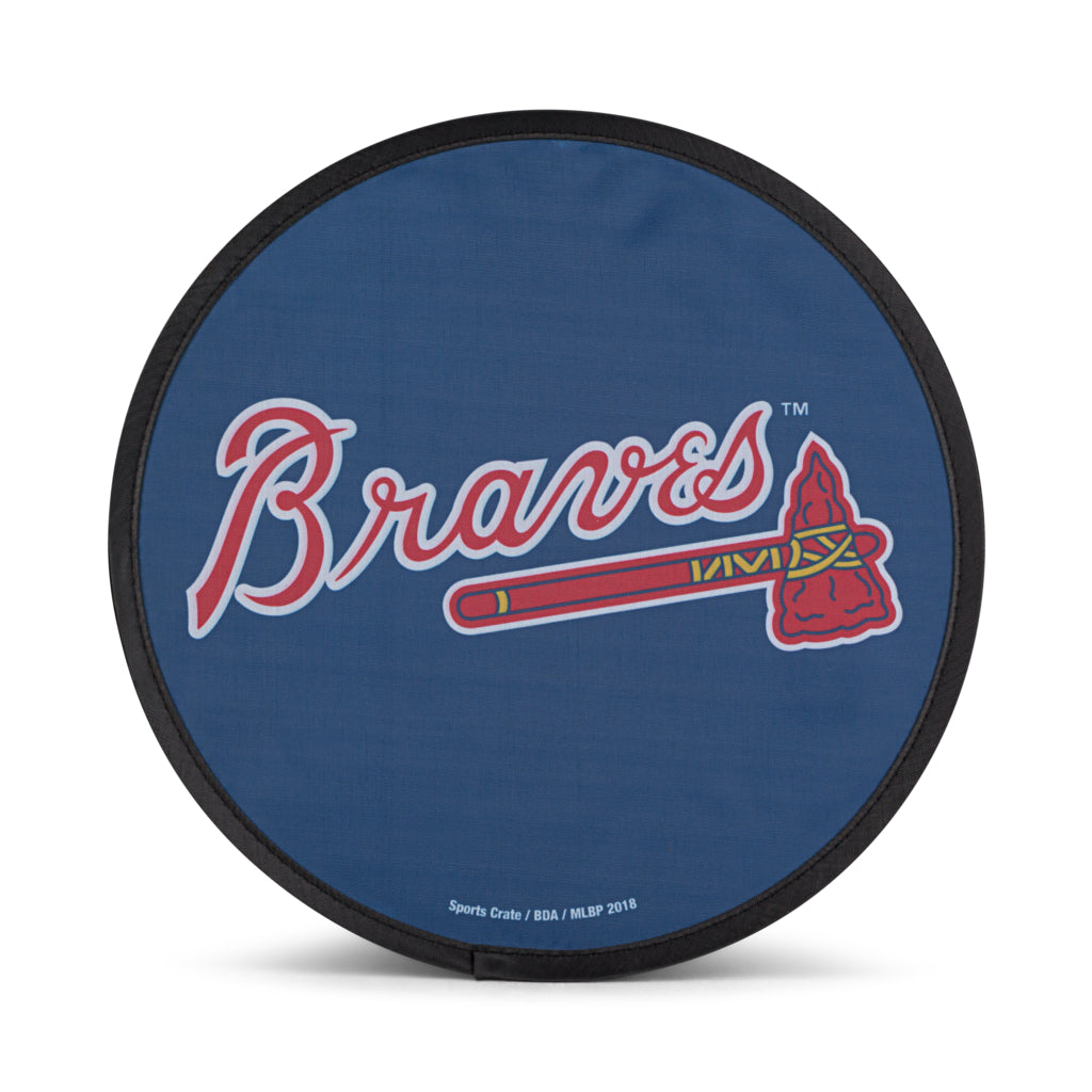 Atlanta Braves Frisbee Flyer Disk