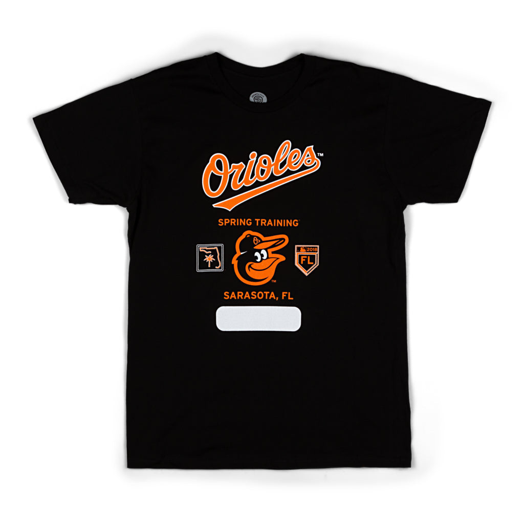 Baltimore Orioles Spring Training T-Shirt