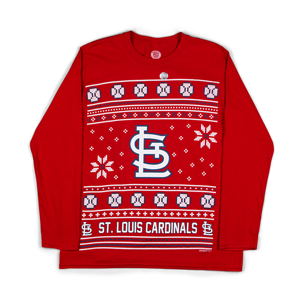 St. Louis Cardinals Ugly Sweater Shirt