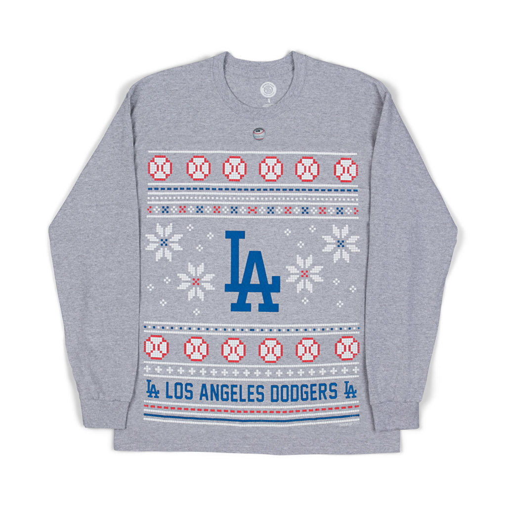 Los Angeles Dodgers Ugly Sweater Shirt